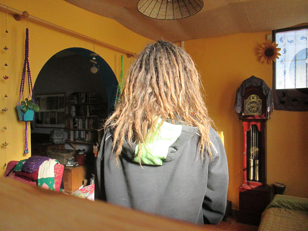 Growing dreadlocks naturally step by step One Year Anniversary
